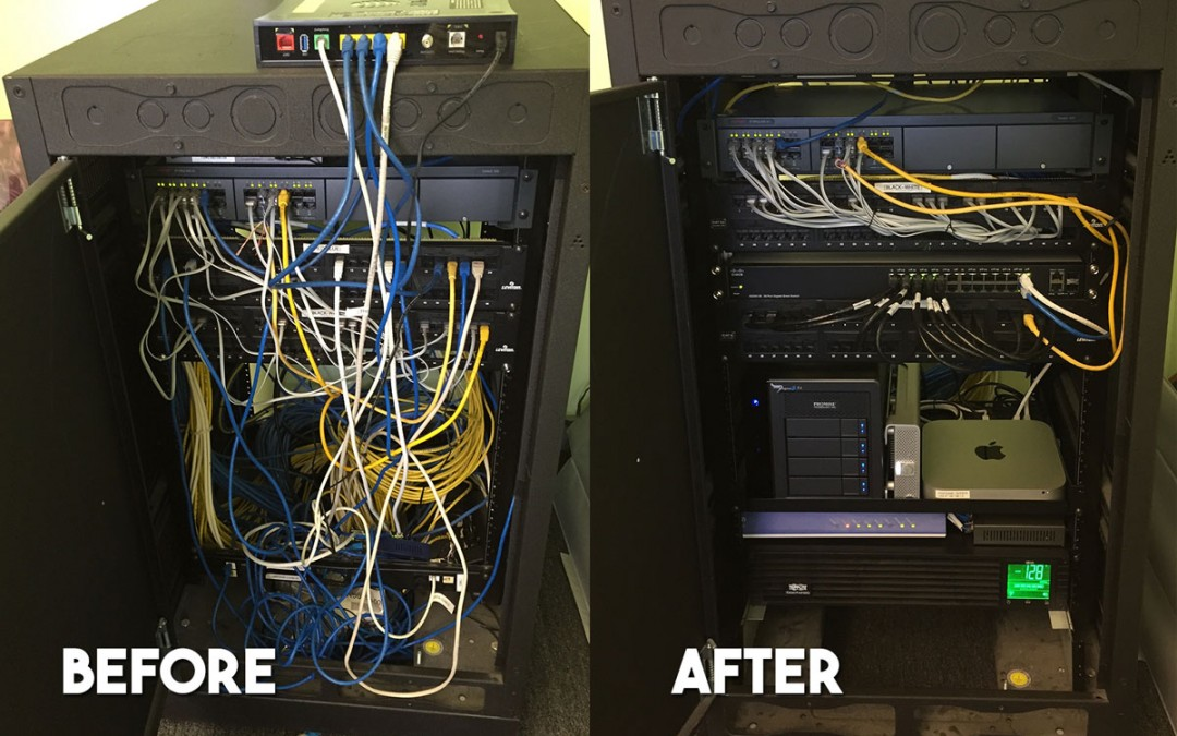 Outstanding Case Study Reorganize Existing Rack And Setup New Server Source Wiring Digital Resources Funapmognl